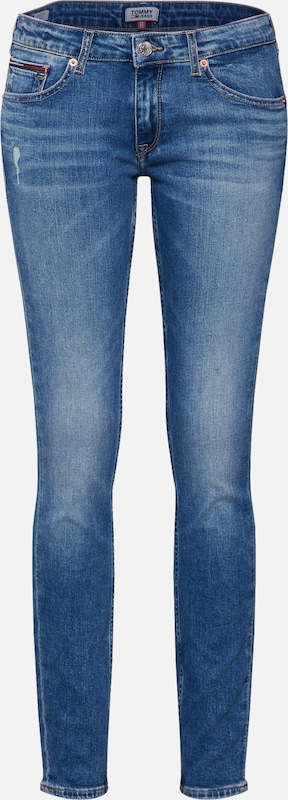 Jean 'low Sophie En Tommy Rise Skinny Bleu Denim Jymbs' Jeans 92WIYEHD