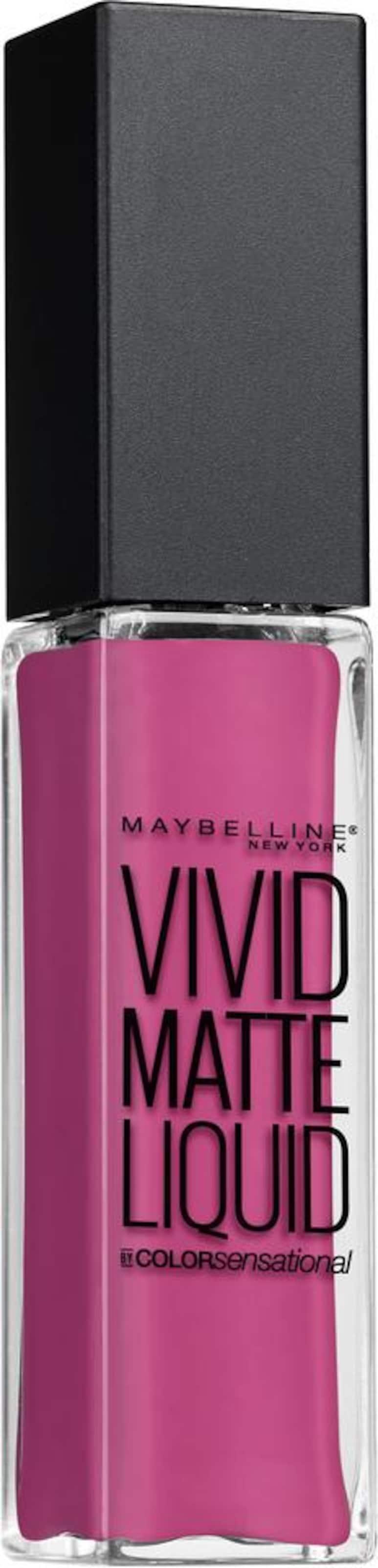 MAYBELLINE 'Vivid 'Vivid MAYBELLINE New Lippenstift Matte New Liquid' Liquid' Matte Lippenstift York York YOqwdz