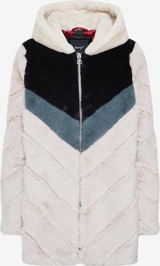 Maze Jacke 'Campana' in beige / petrol / schwarz, Produktansicht