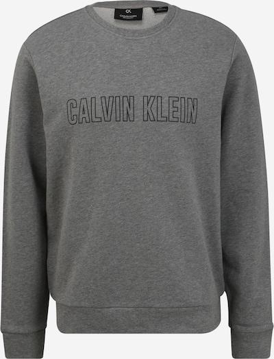 Hanorac sport Calvin Klein Performance pe gri, Vizualizare produs