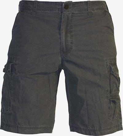 CODE-ZERO Shorts 'Rudder' in anthrazit, Produktansicht