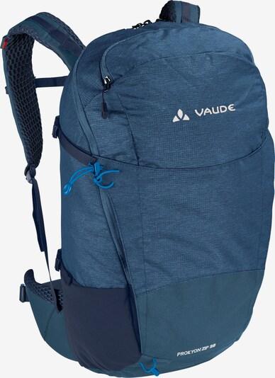 VAUDE Sac à dos de sport 'Prokyon Zip' en bleu ciel, Vue avec produit