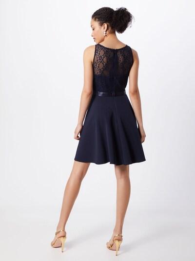 VM Vera Mont Sukienka koktajlowa w kolorze ciemny niebieskim: Widok od tyłu