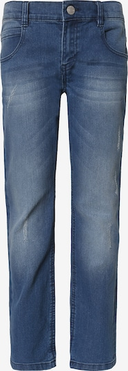 ESPRIT Jeanshose in blau, Produktansicht