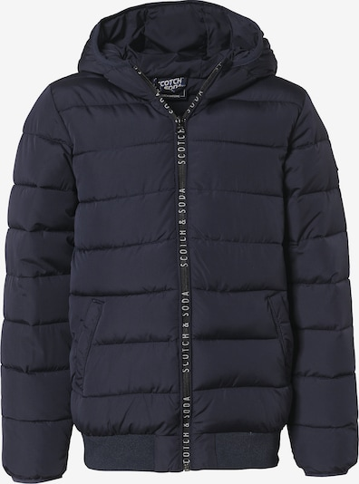 Scotch Shrunk Outdoorjacke in navy, Produktansicht