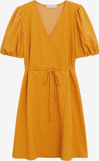 MANGO Šaty - hořčicová / světle žlutá, Produkt