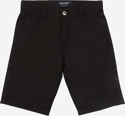 BLUE SEVEN Pantalon en noir, Vue avec produit