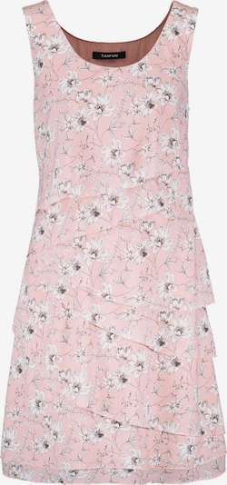 TAIFUN Kleid in rosa / schwarz / weiß, Produktansicht