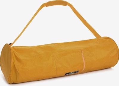 YOGISTAR.COM Yogatasche 'Basic - Zip - Extra Big' in safran, Produktansicht