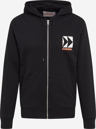 Džemperis 'BMOWT-BRANDON-Z SWEAT-SHIRT' iš DIESEL , spalva - juoda, Prekių apžvalga