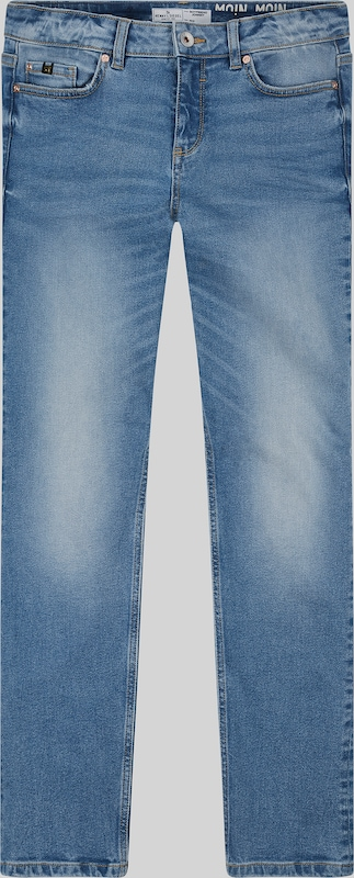 HIS JEANS Jeans 'Johnny' in hellblau  Großer Rabatt