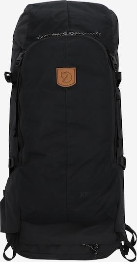 Fjällräven Sportrugzak 'Keb' in de kleur Zwart, Productweergave