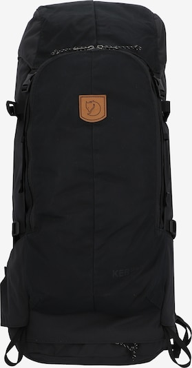 Fjällräven Wanderrucksack 'Keb' in schwarz, Produktansicht