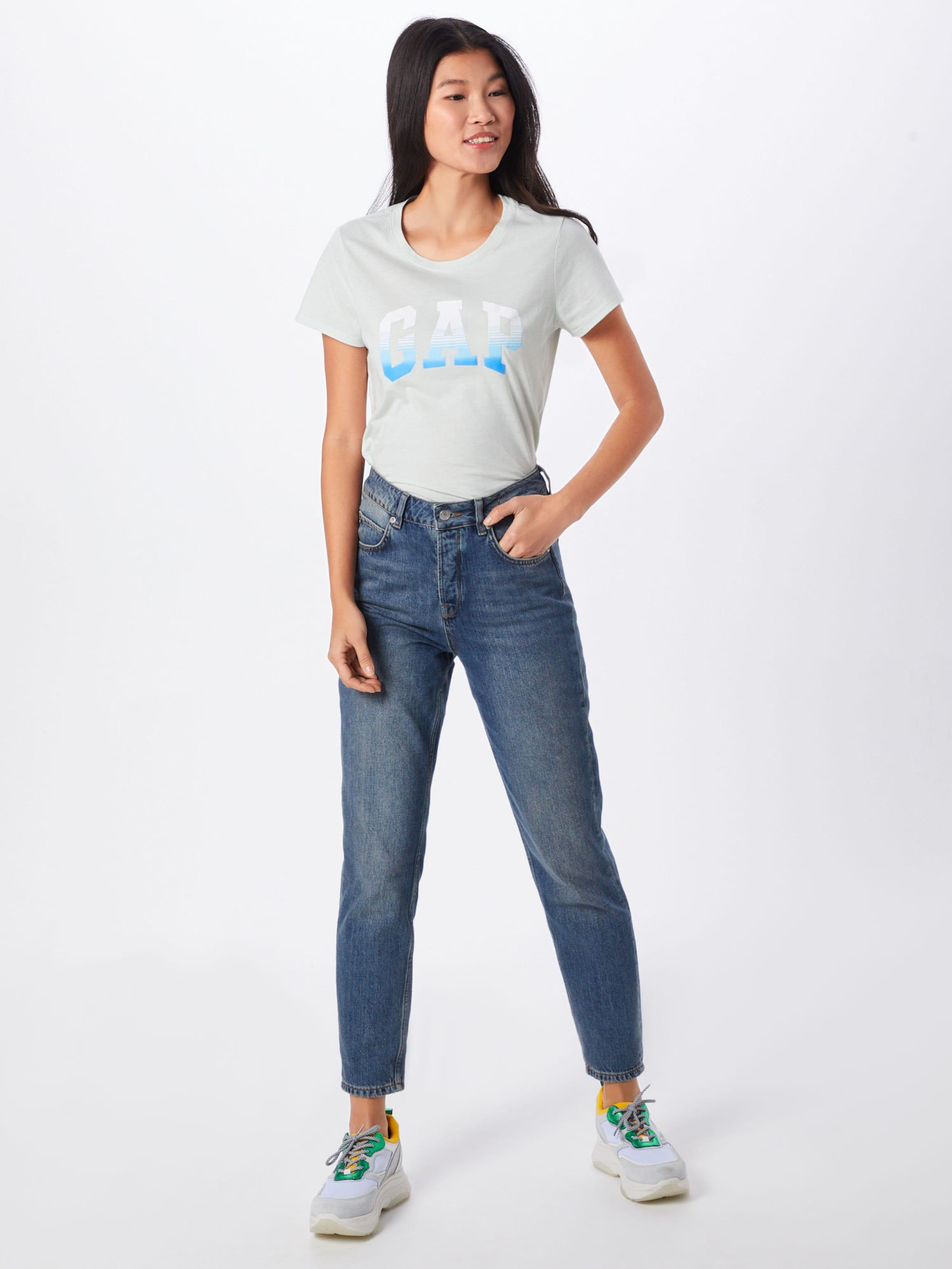 shirt En T 'grad' Clair Gap Bleu ymnOvN0w8