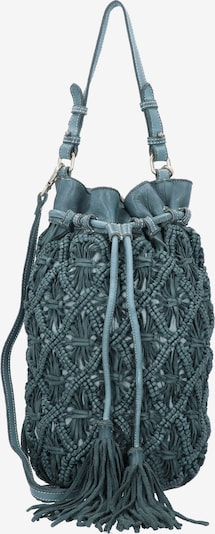 Caterina Lucchi Beuteltasche in pastellblau, Produktansicht