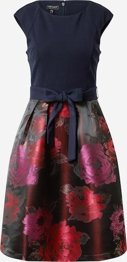 Suknelė iš APART , spalva - tamsiai mėlyna / mišrios spalvos / vyšninė spalva, Prekių apžvalga