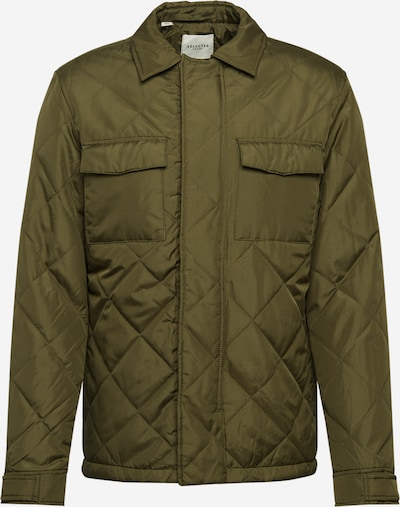 SELECTED HOMME Jacke 'Harvey' in dunkelgrün, Produktansicht