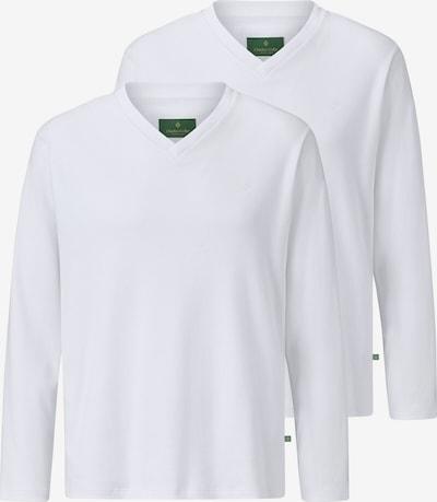 Charles Colby Shirt in weiß, Produktansicht