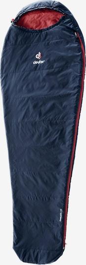DEUTER Kunstfaserschlafsack 'Dreamlite' in blau: Frontalansicht