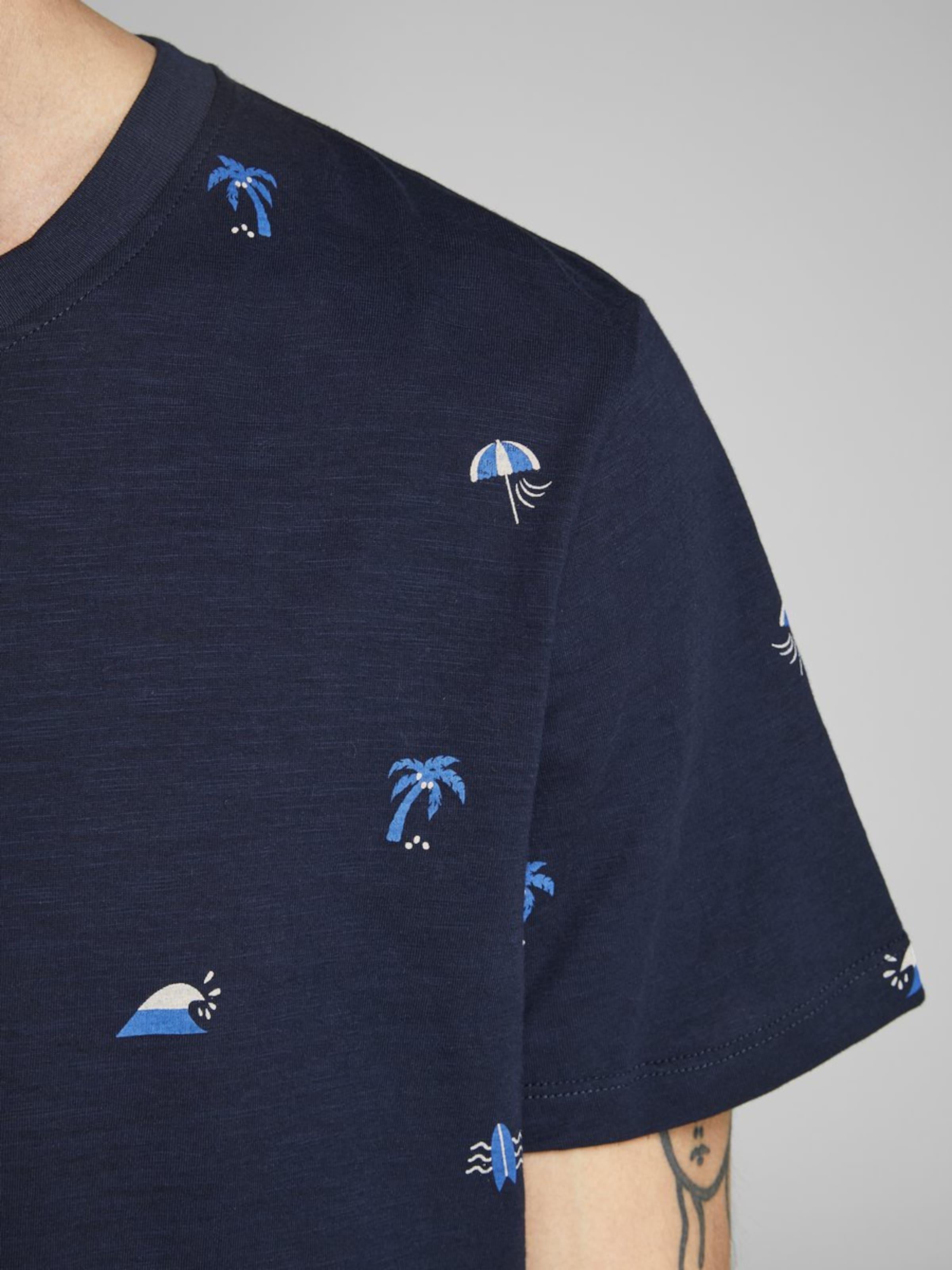 Nuit En Jones T shirt Bleu Jackamp; ID2YEHW9