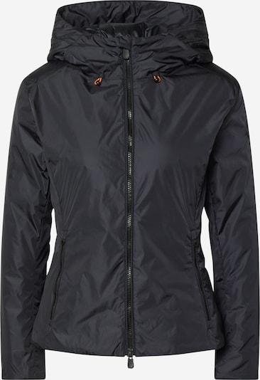 SAVE THE DUCK Přechodná bunda 'GIUBBOTTO CAPPUCCIO' - černá, Produkt