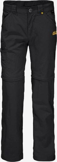 JACK WOLFSKIN Outdoorhose 'Safari' in schwarz, Produktansicht