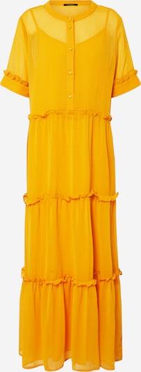 BRUUNS BAZAAR Kleid 'Marie Silje dress' in gelb: Frontalansicht