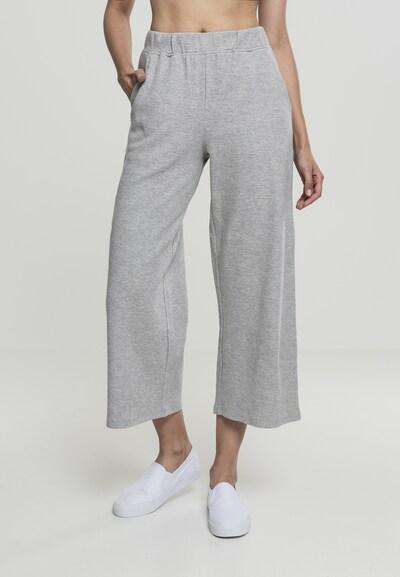Urban Classics Kalhoty - šedý melír, Model/ka