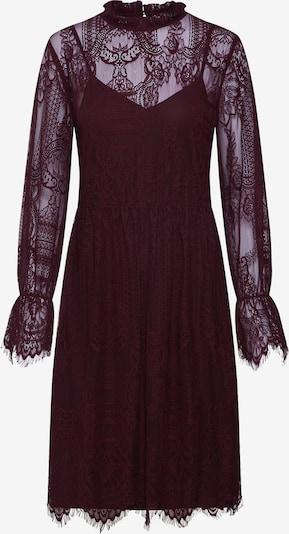 VILA Kleid in burgunder, Produktansicht