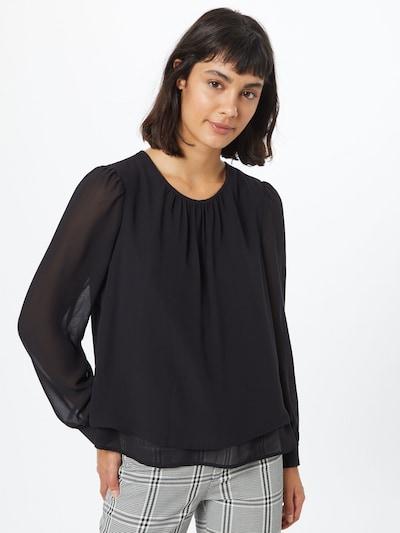 VERO MODA Bluse 'Iris' in schwarz, Modelansicht