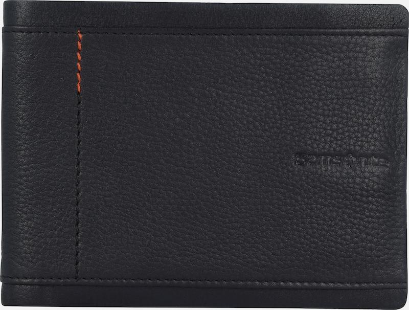 SAMSONITE Zenith SLG Billfold Geldbörse Leder 13,5 cm