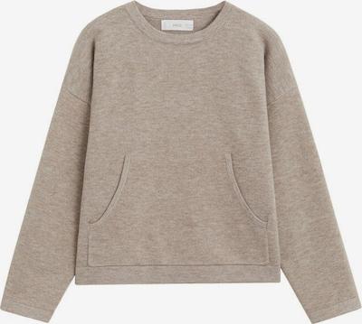 MANGO KIDS Sweatshirt in braun, Produktansicht