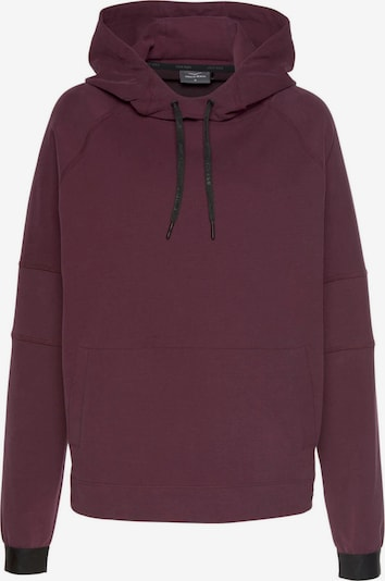 VENICE BEACH Sweatshirt 'Lebby 4032 OB' in weinrot, Produktansicht