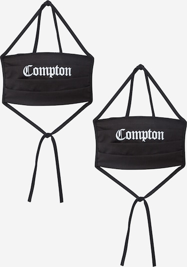 Mister Tee Shawl 'Compton' in Black, Item view