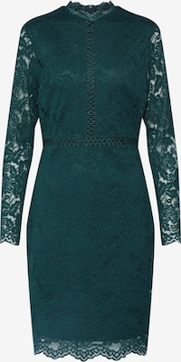 Robe de soirée 'VISIRITA L/S DRESS/DC' - VILA en vert