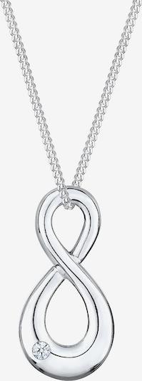 Diamore Kette 'Infinity' in weiß, Produktansicht