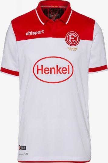 UHLSPORT Trikot 'Uhlsport Fortuna Düsseldorf' in rot / weiß, Produktansicht