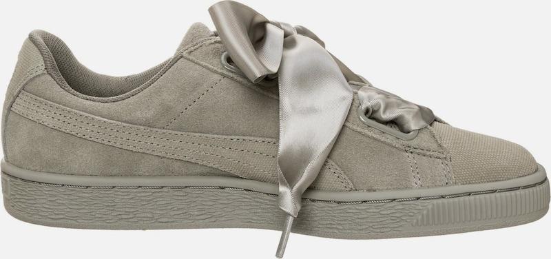 PUMA Sneaker Suede Heart Pebble Hohe Qualität