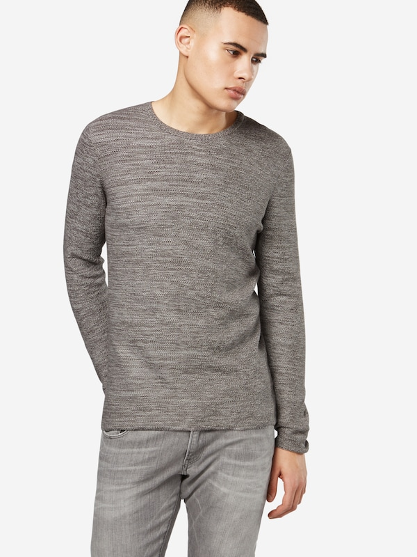 NOWADAYS Pullover 'two-tone honeycomb'