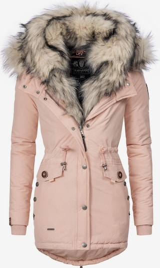Cappotto invernale 'Sweety' NAVAHOO di colore beige / rosa / nero, Visualizzazione prodotti