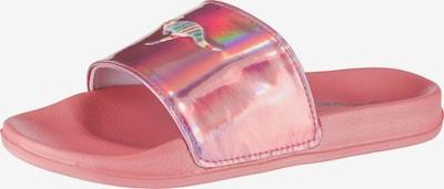 KangaROOS Badeschuh 'K-Slide' in rosa, Produktansicht