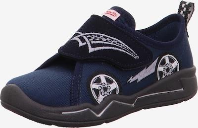 Pantofi SUPERFIT pe albastru, Vizualizare produs