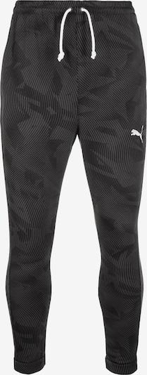 PUMA Trainingshose 'Cup Casuals' in dunkelgrau / schwarz, Produktansicht