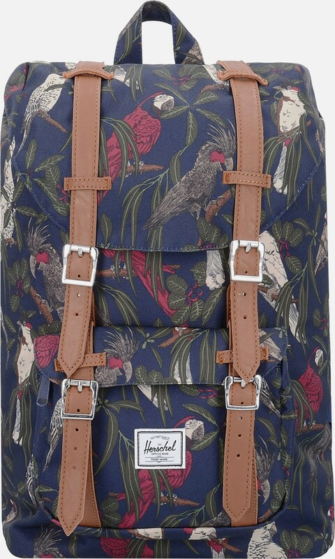 Herschel Rucksack mit Laptopfach 'Little America 17 I Mid Volume Backpack'