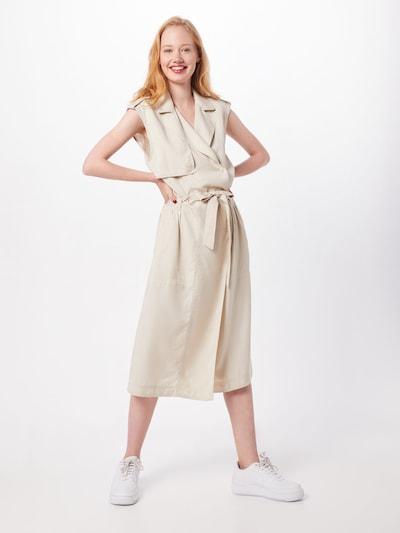 Superdry Kleid 'Desert Wrap' in beige, Modelansicht