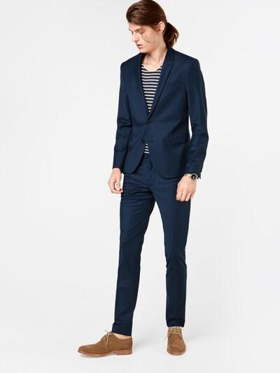 DRYKORN Anzug 'OREGON' in dunkelblau: Frontalansicht