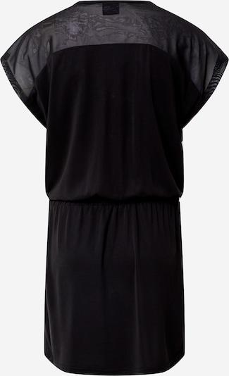 Urban Classics Robe en noir, Vue avec produit