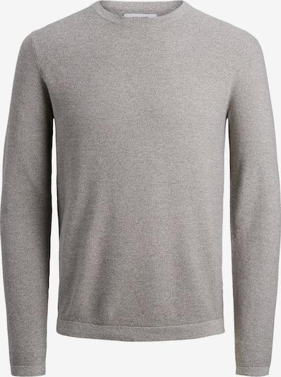 JACK & JONES Pullover in graumeliert, Produktansicht