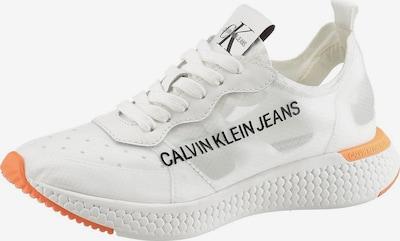 Calvin Klein Sneaker 'Alexia' in orange / weiß, Produktansicht