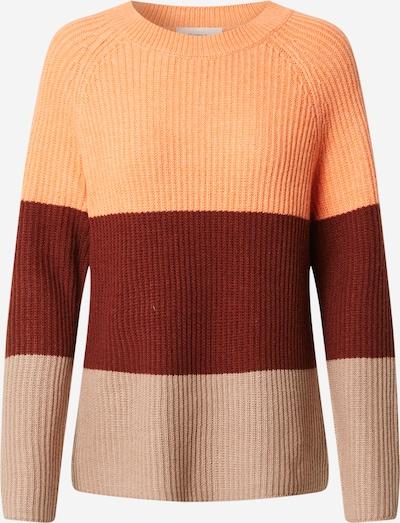 Megztinis 'Strick' iš Cartoon , spalva - ruda / šviesiai ruda / oranžinė, Prekių apžvalga